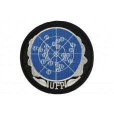 opstrijkbare embleem united federation of planets UFP
