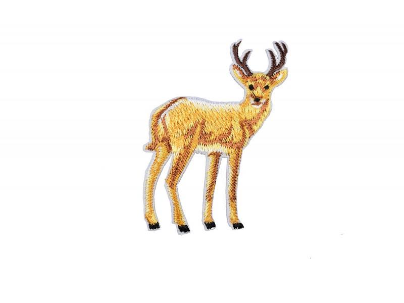 opstrijkbare hert patch