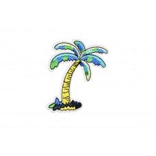 palmboom patch 6,5x8cm