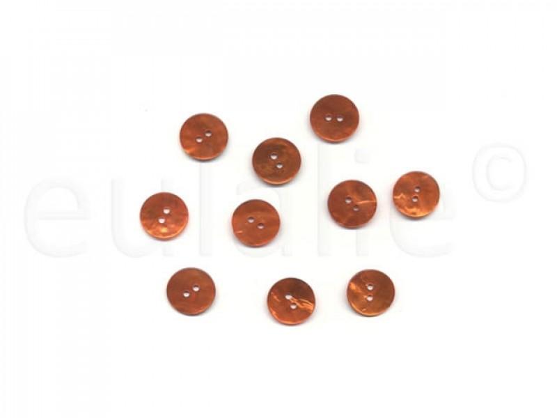 parelmoer knopen klein (10 stuks)