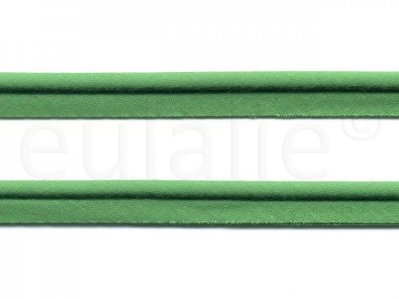 paspelband katoen 15 mm groen