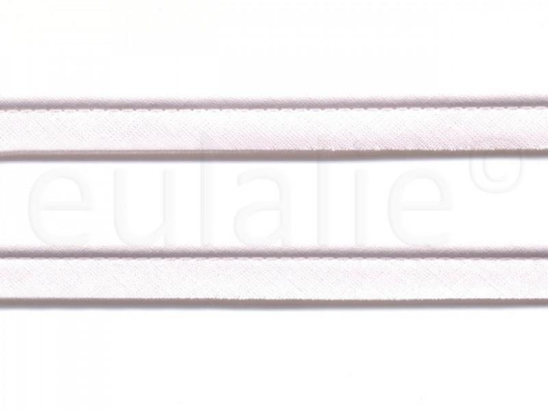 paspelband katoen 15 mm lichtroze