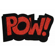 pow patch rood