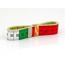 Prym centimeter met kleurbanden