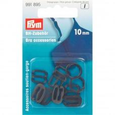 BH accessoire set 10 mm zwart