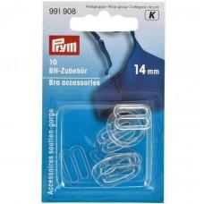 BH accessoire set  14 mm transparant