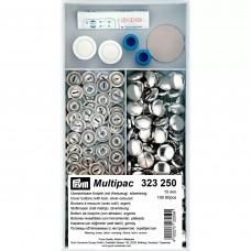 Prym multipak stofknopen 15 mm