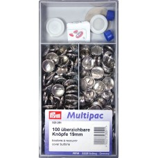 Prym multipak stofknopen 19 mm