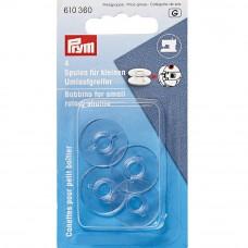 Prym naaimachine spoeltjes kunststof 21.2mm 4 stuks