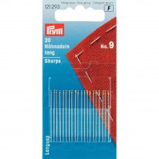 Prym naainaalden lang staal 0.60x34mm nr. 9