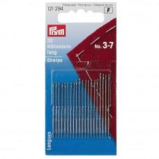 Prym naainaalden lang staal assortiment nr. 3-7