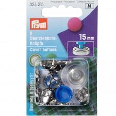 Prym stofknopen met matrijs 15mm