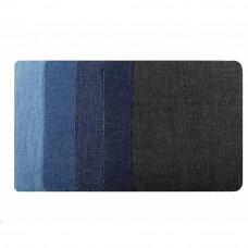 reparatiedoek jeans 2 stuks XL 12,5 x 9,5cm