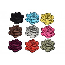 rozen applicatie set 9 stuks