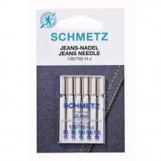 jeans naalden Schmetz assortiment 90 100 110