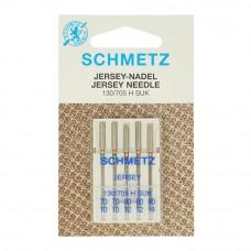 jersey naalden assortiment Schmetz nr. 70 - 90