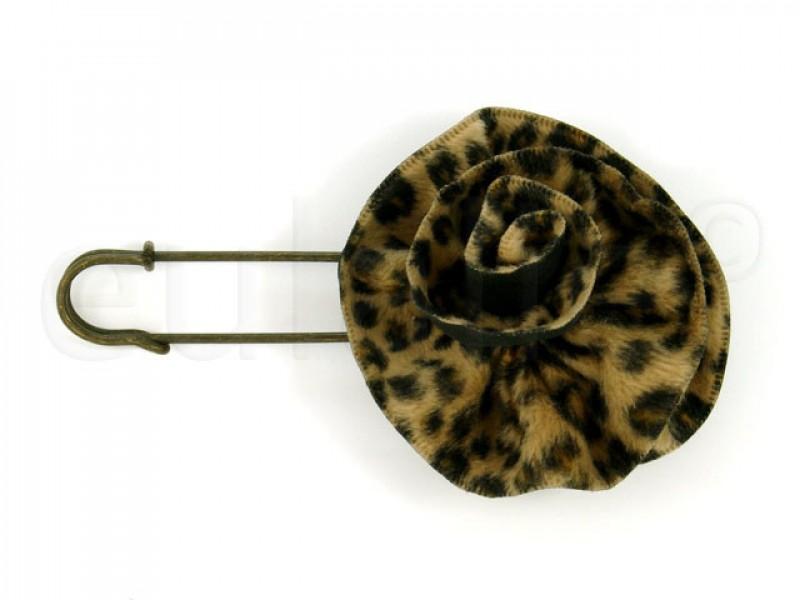sierspeld bloem 13 cm Eulalie Bijoux