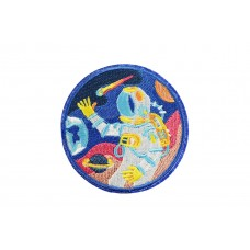 space walk patch