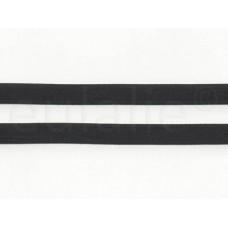 stootband zwart (5 meter)