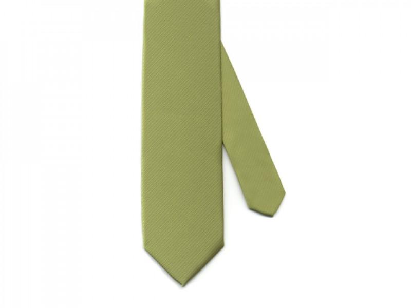 stropdas olijfgroen
