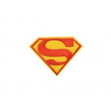superman embleem rood geel