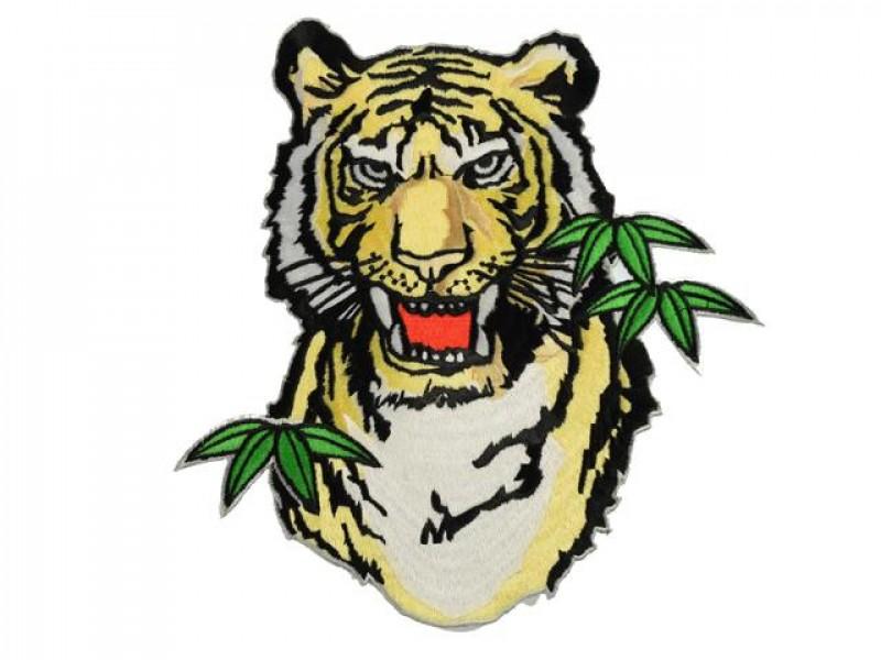 tijger applicatie extra large