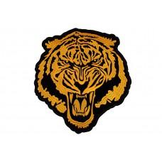 tijgerkop patch XXL 26x28