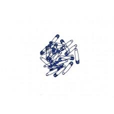 veiligheidspelden 2 cm blauw (25 stuks)