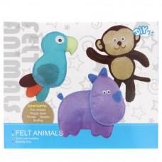 viltpakket amigurumi voor kinderen animals