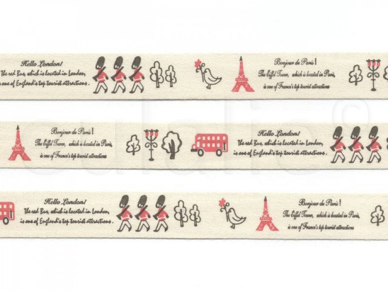 vintage lint London - Paris