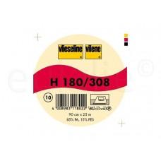 Vlieseline H180 rol 25 m soepel