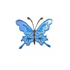 vlinder applicatie koninginnepage aqua