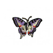 vlinder applicatie koninginnepage lila