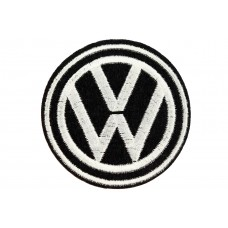 Volkswagen embleem opstrijkbaar
