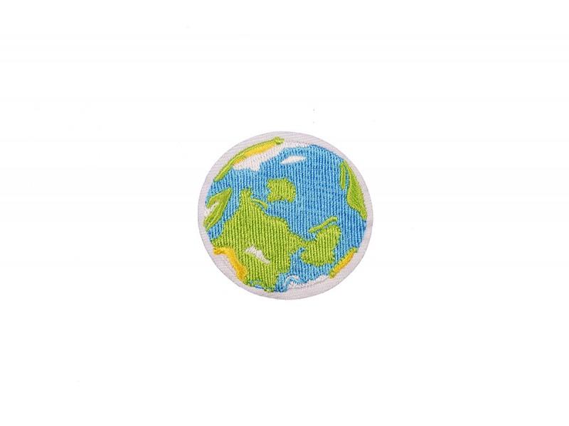 wereldbol patch