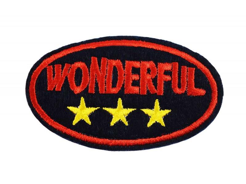 Wonderful patch