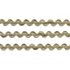 zigzagband lurex