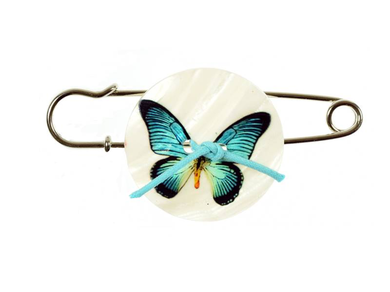 sierspeld vlinder Eulalie Bijoux
